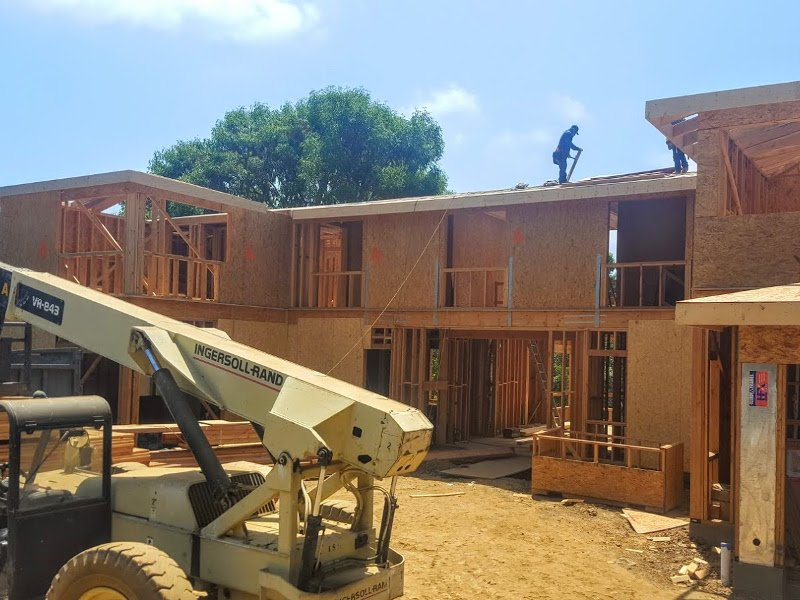 Los Angeles Wood Framing Contractor