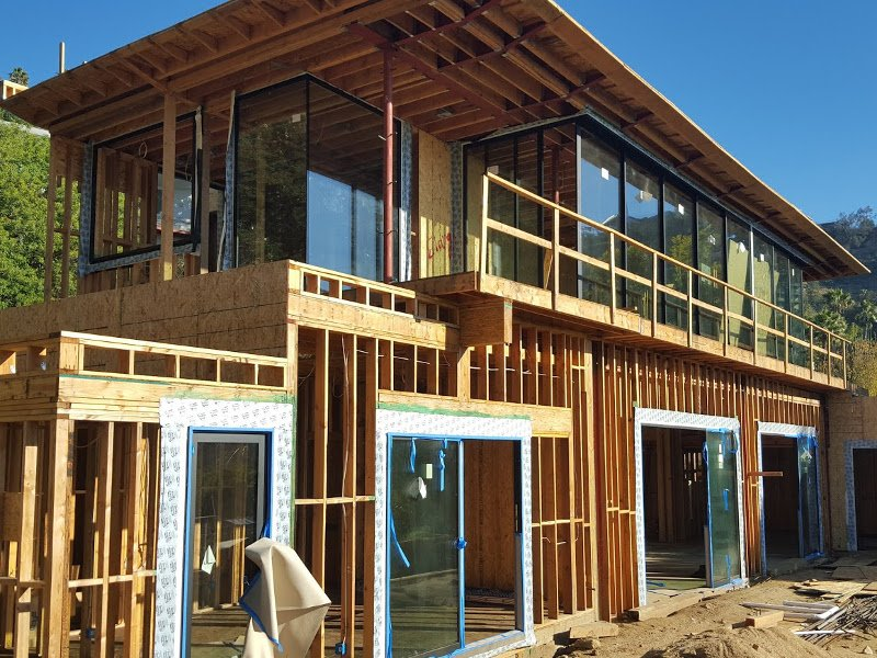 Los Angeles House Framing Contractor